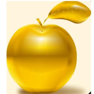 золотое яблочко