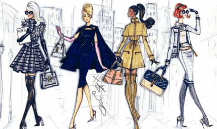 Профессия fashion (фэшн)-иллюстратор