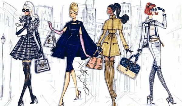 Профессия fashion (фэшн)-иллюстратор!