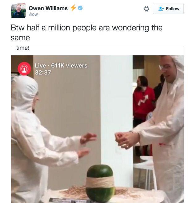 необычный контент